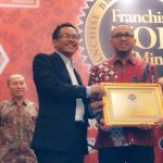 Penghargaan Franchise Laundry Top Of Mind
