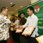 Penghargaan Franchise Laundry Wirausaha Muda 2008