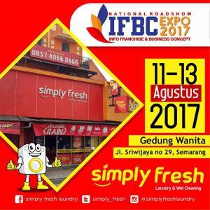 Simply Fresh Turut Serta Ramaikan IFBC 2017 di Semarang