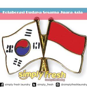 Kolaborasi Budaya Sesama Juara Asia