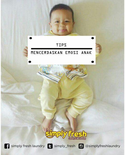 Tips Mencerdaskan Emosi Anak