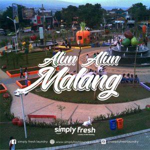 Destinasi Wisata Alun-Alun Kota Malang