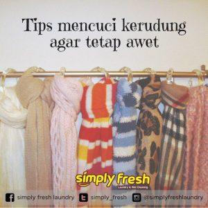 Tips Mencuci Kerudung Agar Tetap Awet dan Wangi