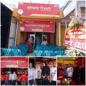 Simply Fresh hadirkan Outlet 321 di kota Yogyakarta
