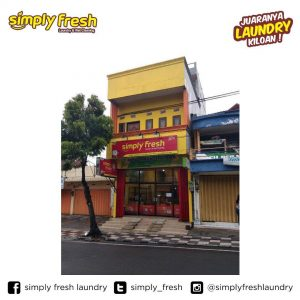 Simply Fresh Laundry Outlet 332 Batu