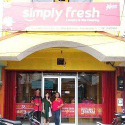 Simply Fresh hadirkan Outlet 333 di Yogyakarta