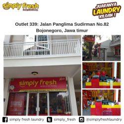 simply Fresh Laundry Outlet 339 Bojonegoro Jawa Timur