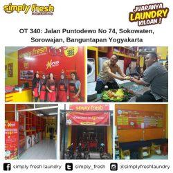 Simply Fresh Laundry Outlet 340 Yogyakarta