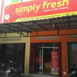 Simply Fresh Laundry hadirkan Outlet 346 di Sleman D.I Yogyakarta