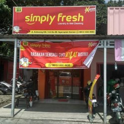 Laundry Kiloan. Simply Fresh Laundry Outlet 351, Jalan Kaliurang