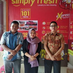 Laundry Kiloan, Simply Fresh Laundry OT 350 Jember