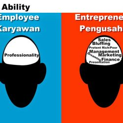 Perbedaan Pegawai Negeri Sipil (PNS) & Pengusaha