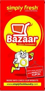 EVENT SERU BAZAR 10Th Simply Fresh Laundry!