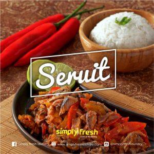 Mencicipi Seruit, Kuliner Unik Khas Lampung