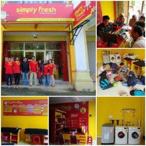 Simply Fresh Hadirkan Outlet 324 di Kota Bogor