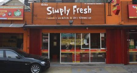 simply fresh laundry