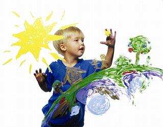 Tips Membantu Anak Menjadi Kreatif