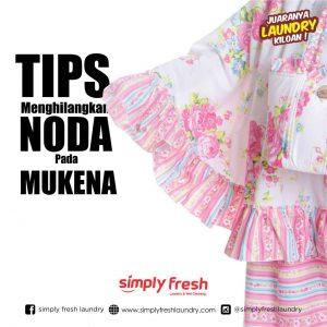 Tips Menghilangkan Noda Pada Mukena