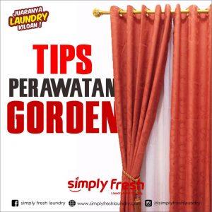 5 Tips Perawatan Gorden / Tirai