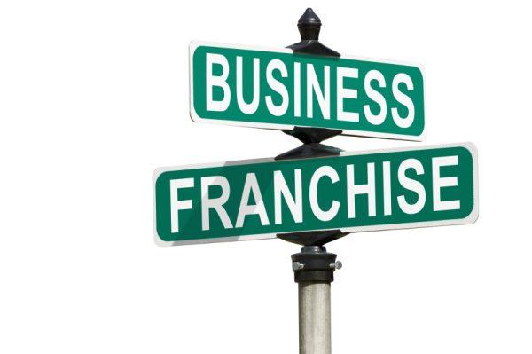 usaha franchise